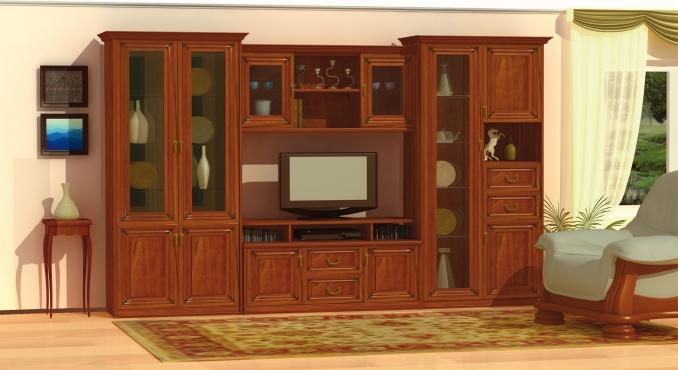Попредметные стенки ( модульная мебель ) Нажать и посмотреть варианты Стенк